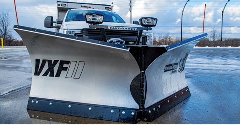 Why all SnowDogg Plows are made of 304 Stainless