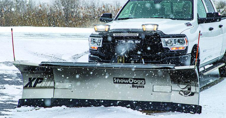 Snow Dogg XPII Expanding