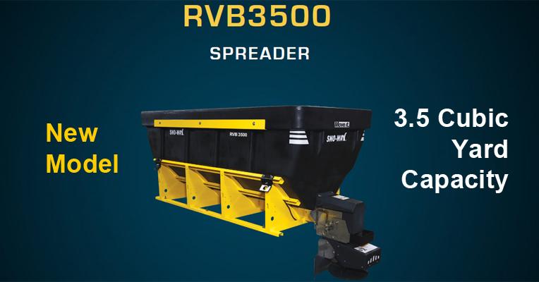 Sno-Way 3500 RVB Spreader