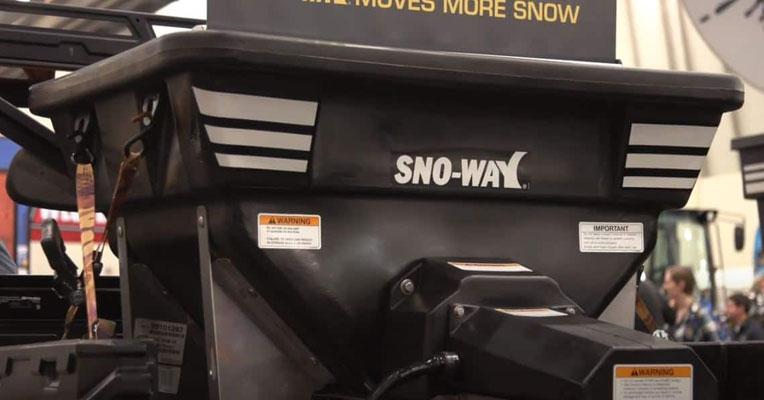 Sno-Way UTV V-Box Spreader