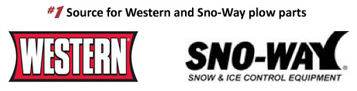 Source for Sno-Way and Western Plows